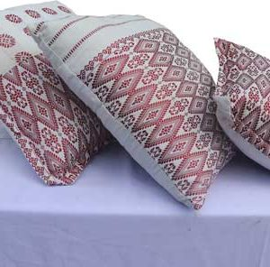 Gamusa Design Pillow Set